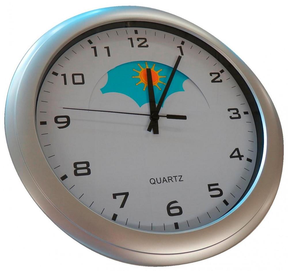 Day Night Dementia Wall Mounted Clock Dementiasigns Co Uk