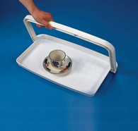 Carry Tray with Built-In Handle