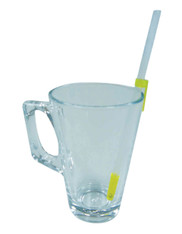 One-Way Valve Drinking Straw