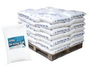 Pallet of 42 Bags of White De-Icing Salt