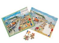 35-Piece Jigsaw - Seaside Nostalgia