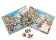 35-Piece Jigsaw - Autumn Market