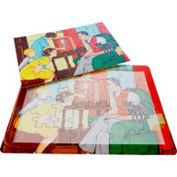 16 Piece Reminiscence Jigsaw - Les Ives 4