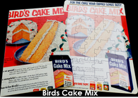 16 Piece Reminiscence Jigsaw - Birds Cake Mix 1