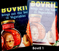 16 Piece Reminiscence Jigsaw - Bovril 1