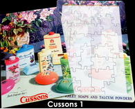 16 Piece Reminiscence Jigsaw - Cussons 1