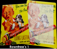 16 Piece Reminiscence Jigsaw - Rowntrees 1