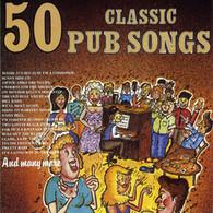 50 Classic Pub Songs CD