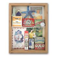 Illuminated Memory Box - Oak