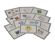 Communication Cards Hobbies/Wishes and Well Being
