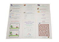 Dogs Activity and Puzzle Pack