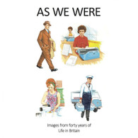 As We Were Illustrated A4 Reminiscence Book