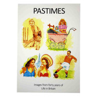 Pastimes Illustrated A4 Reminiscence Book