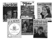 Vintage Magazine Pack – Contains 6 Original Classic Magazines