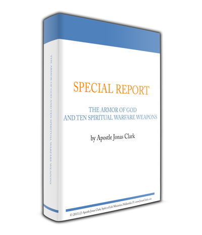 Bonus Special Report Armor of God