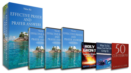 Effective Prayer And Prayer Answers eKit