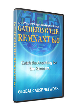 Gathering The Remnant 6.0 2016 12 Digital MP3 Files  1. God's Glory Is Falling - Pastor Rhonda Clark  2. Transitioning For Birth - Pastor Delaina Davis  3. Shift And Transfer - Prophetess Lisa Kemp  4. God's Goodness Revealed - Apostle Bobbie Jean Merck  5. Warring For The Kingdom - Apostle Terrell Murphy  6. Pursuing The Goal, Not The Prize - Apostle Terrell Murphy  7. Kingship - Apostle Jonas Clark  8. The Power Of Transformation - Apostle Jonas Clark  9. God's Greatness Revealed - Apostle Bobbie Jean Merck  10. What Gospel Are You Preaching - Apostle Chris Davis  11. Triumphant - Apostle Bobbie Jean Merck