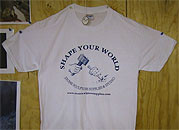 T-Shirt Shape Your World