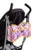 Purple Bubble Stroller Bag