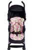 Pink Elephant Stroller Liner Accessories
