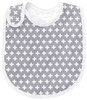 Grey Cross Bib Stylish
