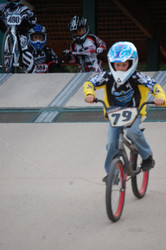 My Boy, BMX-Ing For the First Time