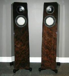 JAS Audio Orior Grand Floorstander Speaker (Ex Demo)