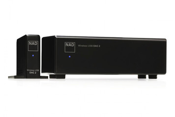 NAD DAC 2 Wireless USB Digital-to-Analogue Converter