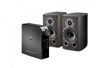 NAD D 3020 Digital Amplifier with Wharfedale Diamond 9.1 Speakers