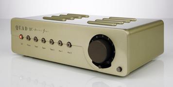 Quad QC-24 Valve Pre Amplifier. Classic finish (Ex Demo)