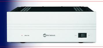 McCormack Audio DNA-750 mono-block amplifier pair (Ex Demo)