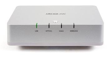 Arcam rDAC  (Non-Wireless version)/ rDAC-kw (Wireless version) USB DAC
