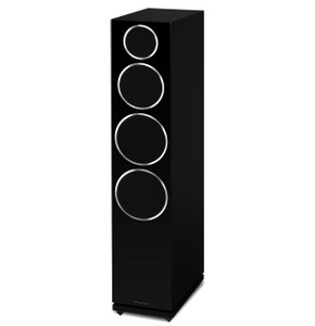 Wharfedale Diamond 240 floorstander Speaker. Black. (pair)