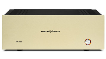 Conrad Johnson MF2550SE 250 w/ch Solid State Stereo Amplifier