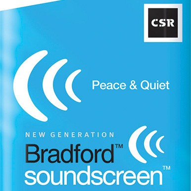 SoundScreen Acoustic Batts R1.7  580mm x 1160mm - 60mm thick - 7.6m2/coverage per pack