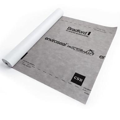 Bradford™ Enviroseal proctorwrap black label tape