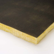 Bradford™ Insulation Flexitel Blanket 24KG/M3 - black matt face 50MM