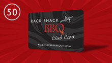 Rack Shack $50 Gift Card
