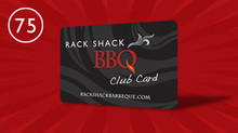 Rack Shack $75 Gift Card