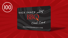 Rack Shack $100 Gift Card