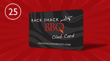 Rack Shack $25 Gift Card + Bonus Gift for You!