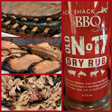 Old No 17 is a unique dry rub based on our own family recipe handcrafted over decades and perfected for the protein options at our restaurant locations. Old No 17 is now available to you!