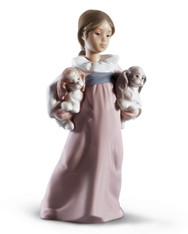 LLADRO ARMS FULL OF LOVE (01006419 / 6419)
