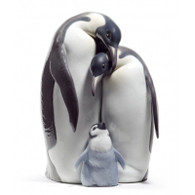 LLADRO PENGUIN FAMILY (01008696 / 8696)