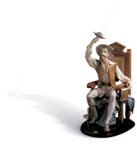 LLADRO I AM DON QUIXOTE (01001522 / 1522)