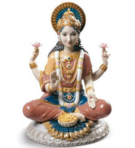 LLadro Goddess Sri Lakshmi