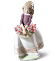 Lladro May flowers (special edition )01009178 · 9178