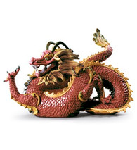 LLADRO MAJESTIC DRAGON 01009235 / 9235