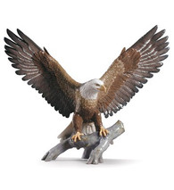 LLADRO FREEDOM EAGLE 01009245 / 9245 (01009245