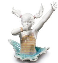 Lladro THERE I GO! 01009194 / 9194 (01009194 / 9194)
